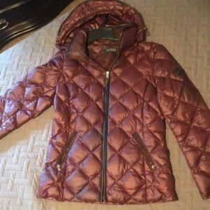 Ladies fall/winter coat
